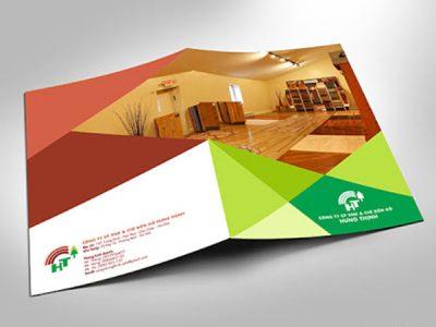 Thiết kế catalogue, profile