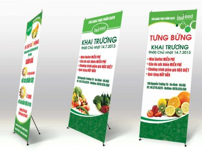 Thiết kế banner, poster